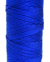 Wallace Cordage CompanyRosary & Craft Twine Royal Blue