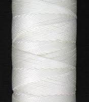 Wallace Cordage Company Rosary & Craft Twine White