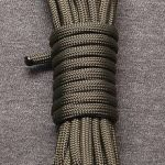 Wallace Cordage Co 100FT Paracord-Commercial-Type-III-Coil