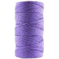 Wallace Cordage Company Rosary & Craft Twine Purple