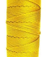 Wallace Cordage Company Rosary & Craft Twine Yellow