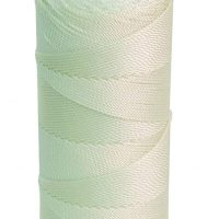 Wallace Cordage Company Twisted Mason Line- White